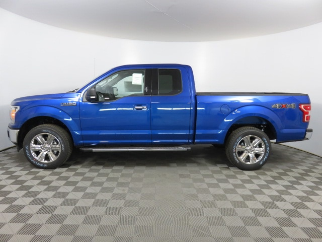 2018 F-150 Super Cab 4x4 Pickup #T79629 - photo 5