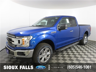 2018 F-150 Super Cab 4x4 Pickup #T79629 - photo 1
