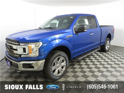 2018 F-150 Super Cab 4x4, Pickup #T79630 - photo 1