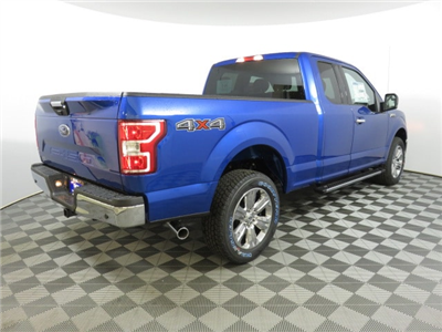 2018 F-150 Super Cab 4x4, Pickup #T79630 - photo 4