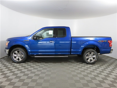 2018 F-150 Super Cab 4x4, Pickup #T79630 - photo 5
