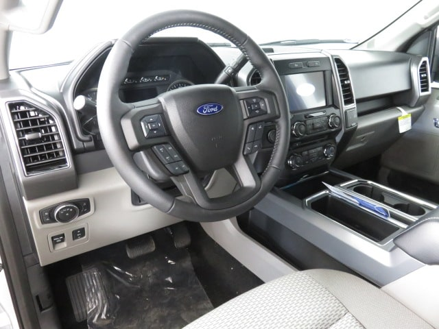 2018 F-150 Crew Cab 4x4 Pickup #T79638 - photo 7