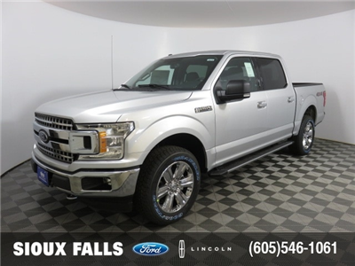 2018 F-150 Crew Cab 4x4 Pickup #T79638 - photo 1