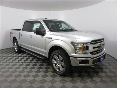2018 F-150 Crew Cab 4x4 Pickup #T79638 - photo 3