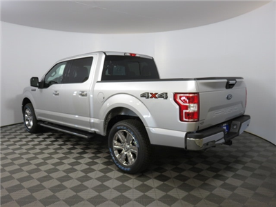 2018 F-150 Crew Cab 4x4 Pickup #T79638 - photo 2