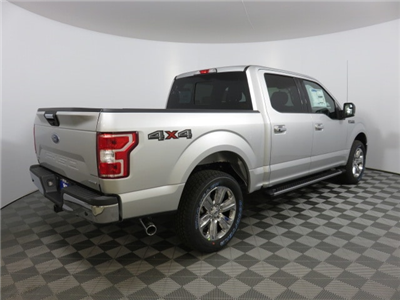 2018 F-150 Crew Cab 4x4 Pickup #T79638 - photo 4
