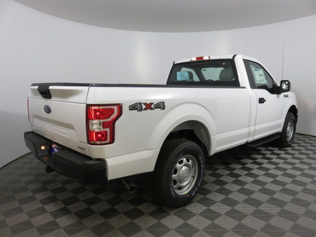 2018 F-150 Regular Cab 4x4,  Pickup #T79665 - photo 4