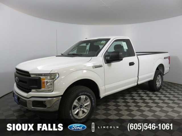 2018 F-150 Regular Cab 4x4 Pickup #T79800 - photo 1