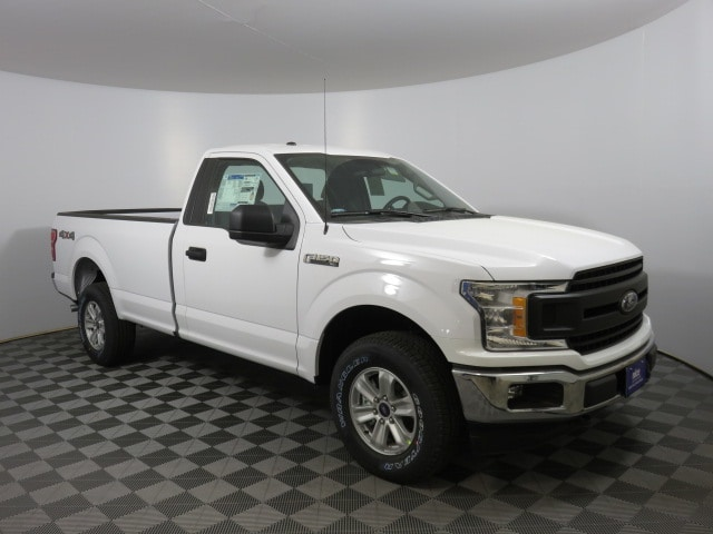 2018 F-150 Regular Cab 4x4 Pickup #T79800 - photo 3