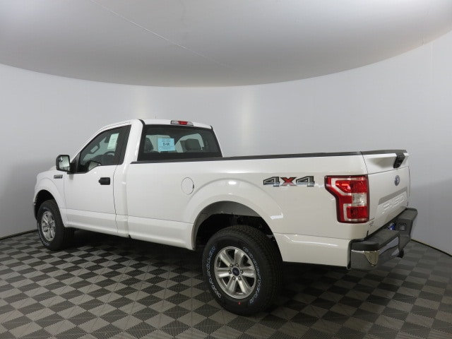 2018 F-150 Regular Cab 4x4 Pickup #T79800 - photo 2