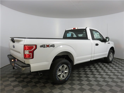 2018 F-150 Regular Cab 4x4 Pickup #T79800 - photo 4