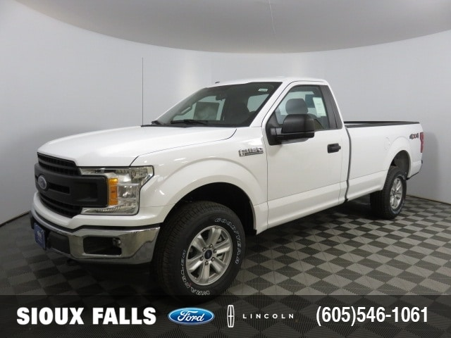 2018 F-150 Regular Cab 4x4, Pickup #T79850 - photo 1