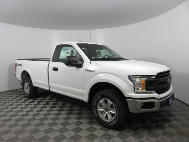 2018 F-150 Regular Cab 4x4, Pickup #T79850 - photo 3