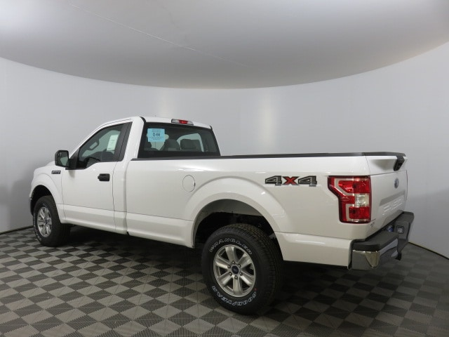 2018 F-150 Regular Cab 4x4, Pickup #T79850 - photo 2