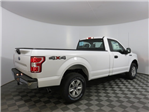 2018 F-150 Regular Cab 4x4, Pickup #T79850 - photo 4