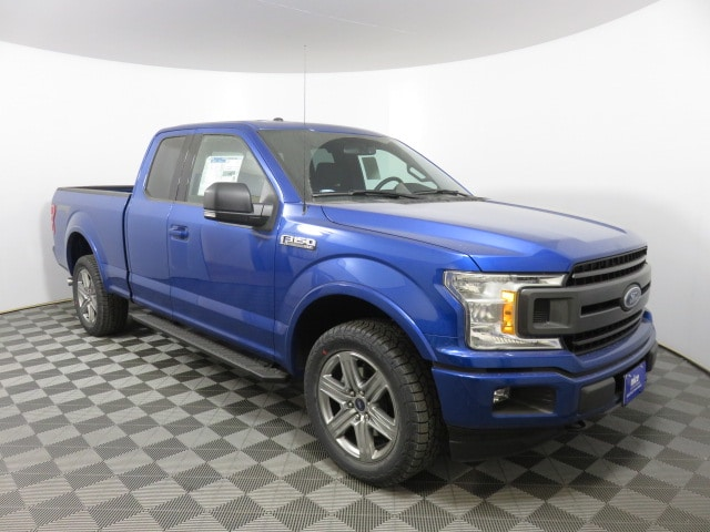 2018 F-150 Super Cab 4x4, Pickup #T80003 - photo 3