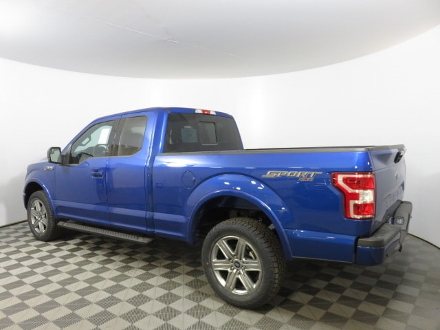 2018 F-150 Super Cab 4x4, Pickup #T80003 - photo 2
