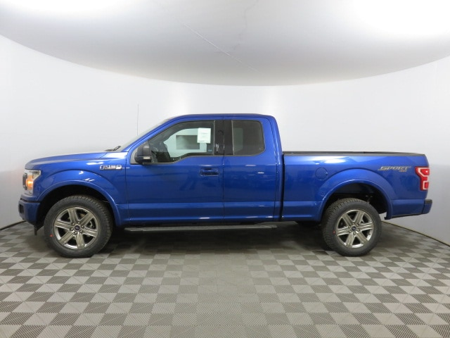 2018 F-150 Super Cab 4x4, Pickup #T80003 - photo 5