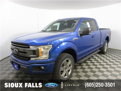 2018 F-150 Super Cab 4x4, Pickup #T80003 - photo 1