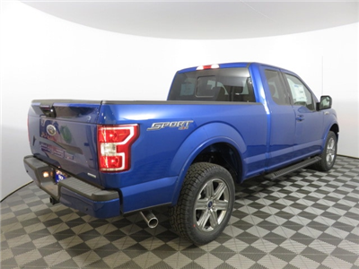 2018 F-150 Super Cab 4x4, Pickup #T80003 - photo 4