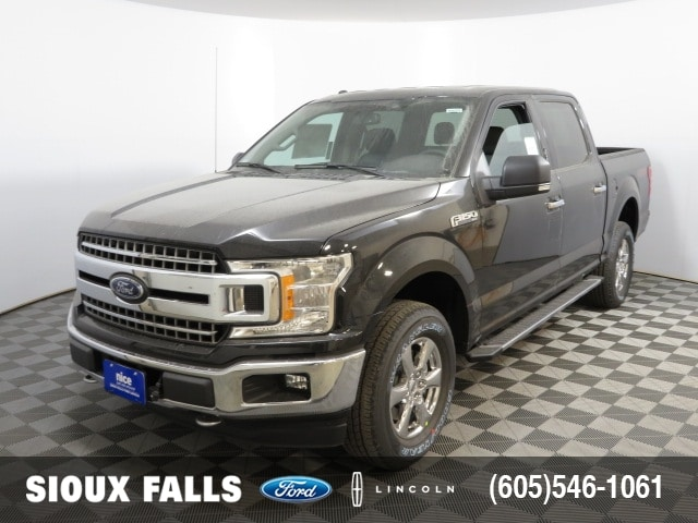 2018 F-150 Crew Cab 4x4 Pickup #T80024 - photo 1