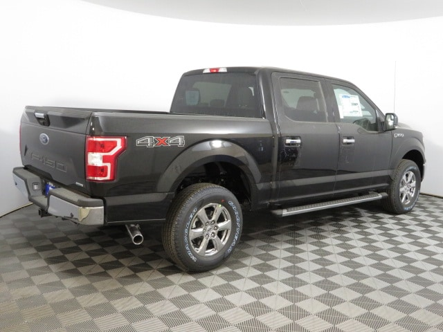 2018 F-150 Crew Cab 4x4 Pickup #T80024 - photo 4