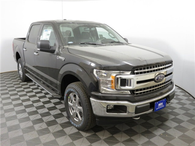 2018 F-150 Crew Cab 4x4 Pickup #T80024 - photo 3