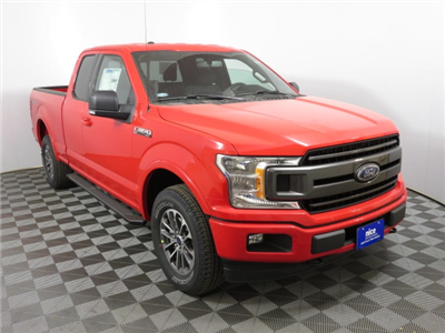 2018 F-150 Super Cab 4x4 Pickup #T80043 - photo 3