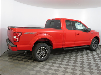 2018 F-150 Super Cab 4x4 Pickup #T80043 - photo 4
