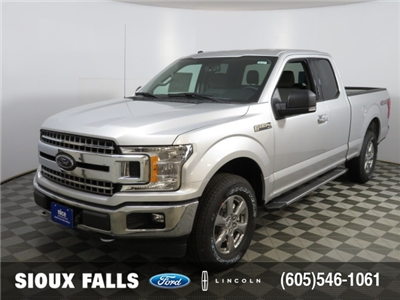 2018 F-150 Super Cab 4x4, Pickup #T80167 - photo 1