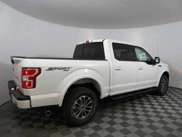 2018 F-150 Crew Cab 4x4, Pickup #T80254 - photo 4