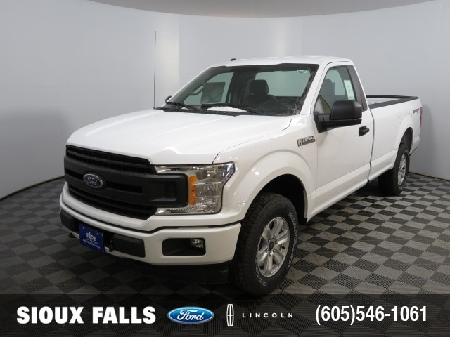 2018 F-150 Regular Cab 4x4, Pickup #T80277 - photo 1