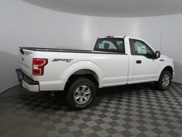 2018 F-150 Regular Cab 4x4, Pickup #T80277 - photo 4