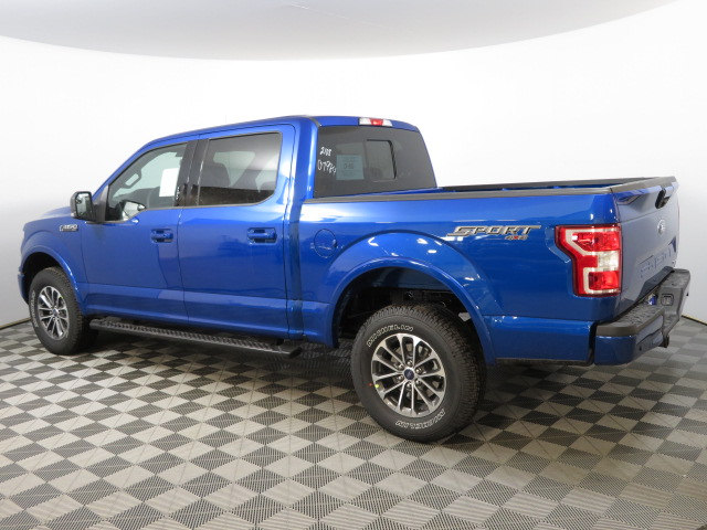 2018 F-150 Crew Cab 4x4, Pickup #T80280 - photo 2