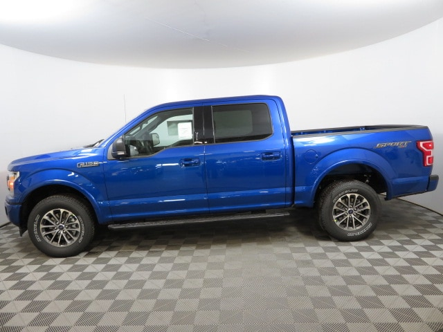 2018 F-150 Crew Cab 4x4, Pickup #T80280 - photo 5