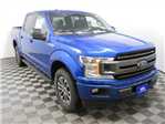 2018 F-150 Crew Cab 4x4, Pickup #T80280 - photo 3