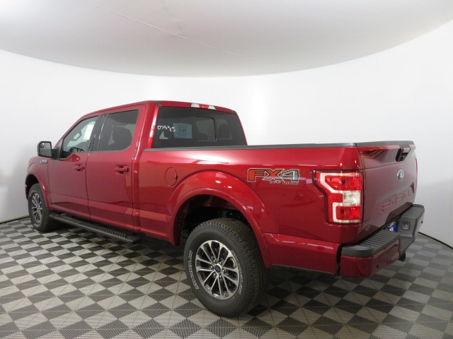 2018 F-150 SuperCrew Cab 4x4, Pickup #T80281 - photo 2