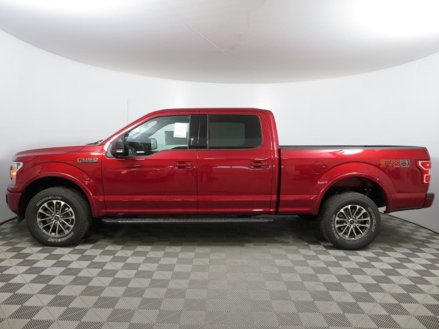 2018 F-150 SuperCrew Cab 4x4, Pickup #T80281 - photo 5
