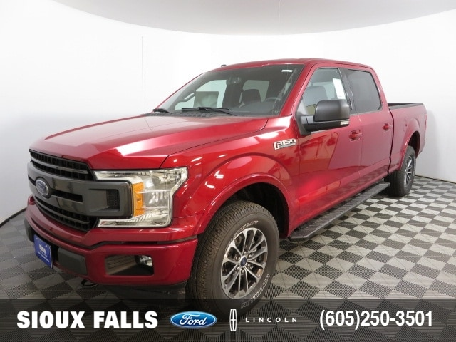 2018 F-150 SuperCrew Cab 4x4, Pickup #T80281 - photo 1