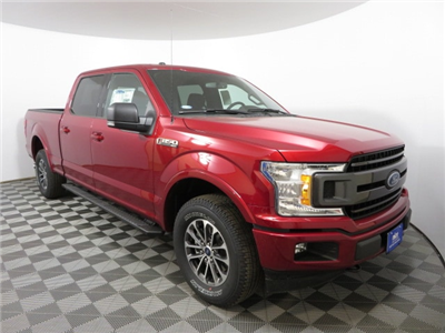 2018 F-150 SuperCrew Cab 4x4, Pickup #T80281 - photo 3