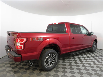 2018 F-150 SuperCrew Cab 4x4, Pickup #T80281 - photo 4