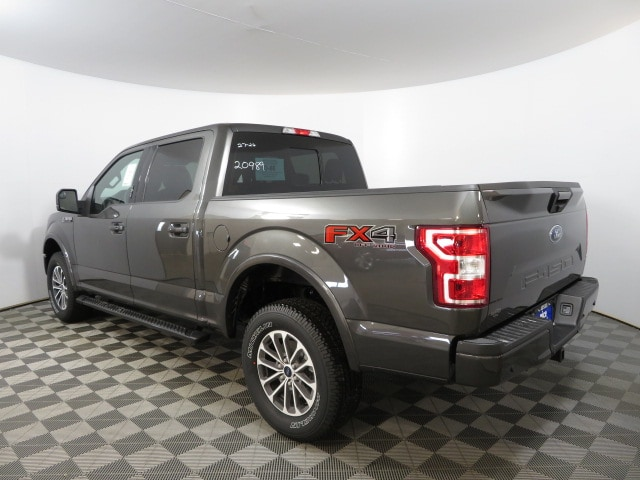 2018 F-150 SuperCrew Cab 4x4, Pickup #T80379 - photo 2