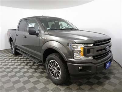 2018 F-150 SuperCrew Cab 4x4, Pickup #T80379 - photo 3
