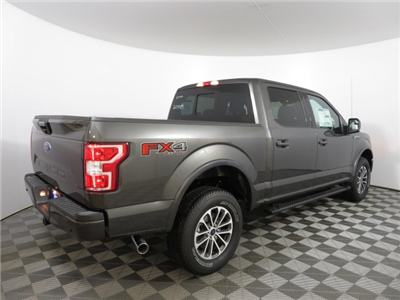 2018 F-150 SuperCrew Cab 4x4, Pickup #T80379 - photo 4