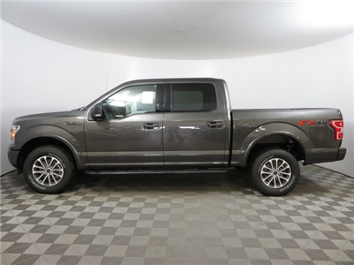 2018 F-150 SuperCrew Cab 4x4, Pickup #T80379 - photo 5