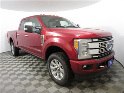 2018 F-350 Crew Cab 4x4,  Pickup #T80406 - photo 3