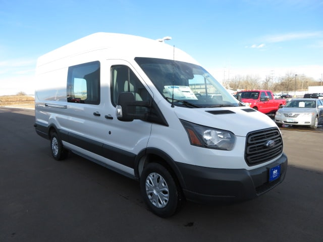 2018 Transit 350 High Roof, Cutaway #T80589 - photo 4