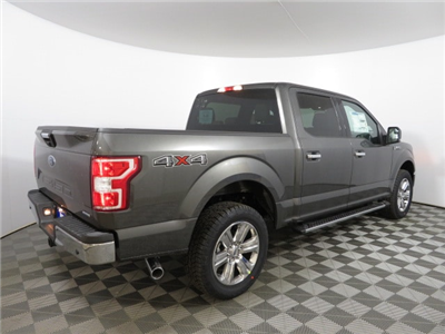 2018 F-150 SuperCrew Cab 4x4, Pickup #T80612 - photo 4