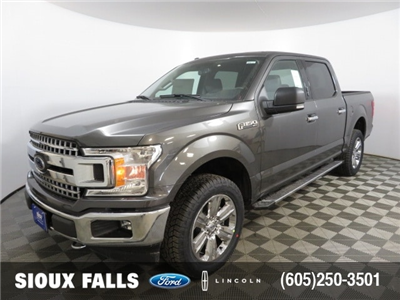 2018 F-150 SuperCrew Cab 4x4, Pickup #T80612 - photo 1