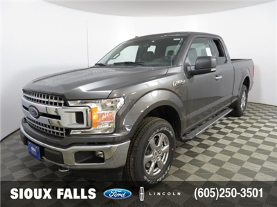 2018 F-150 Super Cab 4x4,  Pickup #T80905 - photo 1